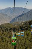 Cable Car to Yu Long Snowy Mountain 玉龍雪山