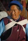 Na Xi Tribe Woman  ¯Ç¦è±Ú°ü¤H