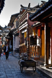 The Streets of the Li Jiang Ancient City