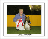 Linda & Gryphon