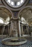Pendule de Fouko Inside Pantheon
