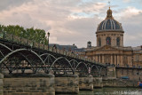 Pont Des Arts and Institue de France