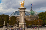 Grand Palais from Pont Alexandre III