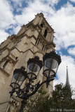 Notre Dame and Lamp