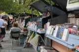 Les Bouquinistes - Book Stalls on Seine Banks