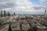 East View From St. Paul's Cathedral