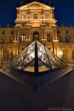 Louvre, Small Piramide.