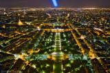 Paris From Eifel Tower