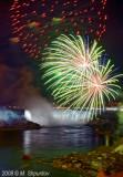 Niagara Falls Firewarks