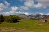 Moelwyn range April 2011