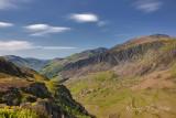 Tal y llyn and the east side of Cader Idris