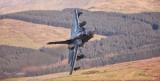 Tornado GR4 Jan 2012.