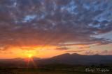 Tomen sunset