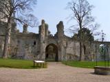 abbey of jumièges