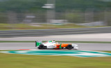 Force Indias Paul di Resta