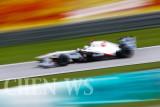 Sauber F1's Kamui Kobayashi