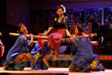 Melanau dance