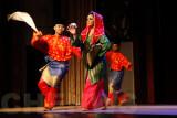 Zapin, a Malay dance