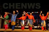 Sarawak Cultural Village dancers