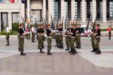 MND Honor Guard gun drill