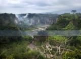 Sianok Canyon, Bukittinggi, Sumatera