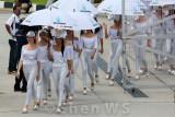 Petronas Grid girls