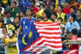 Malaysian fans