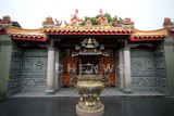 Chinese temple in Chinatown, Kuala Terengganu