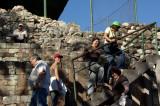Climbing Acropolis