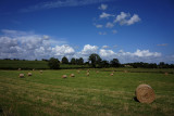 Bales and clouds 2