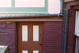 doorway color detail