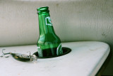 fishing essentials - Yozuri and Heineken