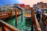 We arrived in Venice ... YAY!