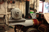 Dynamo and smokebox extension. The mark of a showmans engine.