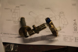 Steam water injector