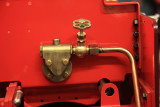 Steam valve plumbed in