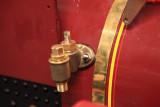 Non-return valve into the boiler