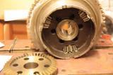 Pinion gears in