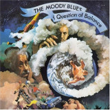 'A Question of Balance' ~ The Moody Blues (CD)