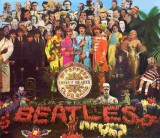 'Sgt Pepper's Lonely Hearts Club Band' ~ The Beatles (Vinyl Album & CD)