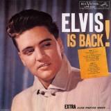 'Elvis Is Back' ~ Elvis Presley (Vinyl Album & CD)