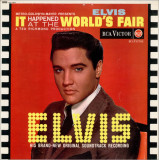 'It Happened at the World's Fair' ~ Elvis Presley (Vinyl Album & Double Feature CD)