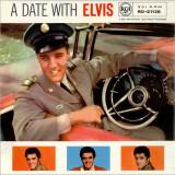 'A Date With Elvis' ~ Elvis Presley (Vinyl Album)