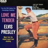 'Love Me Tender' ~ Elvis Presley (Vinyl EP)