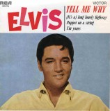 'Tell Me Why' ~ Elvis Presley (Australian Vinyl EP)
