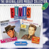 'Flaming Star/Wild In The Country/Follow That Dream' ~ Elvis Presley (CD)
