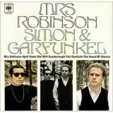 'Mrs Robinson' E.P. - Simon & Garfunkel