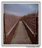 Wicker Walkway