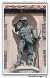 Robinson Crusoe (Alexander Selkirk) Statue