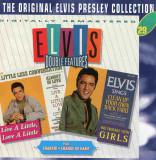 'Live A Little, Love A Little / Charro / The Trouble With Girls / Change of Habit' - Elvis Presley